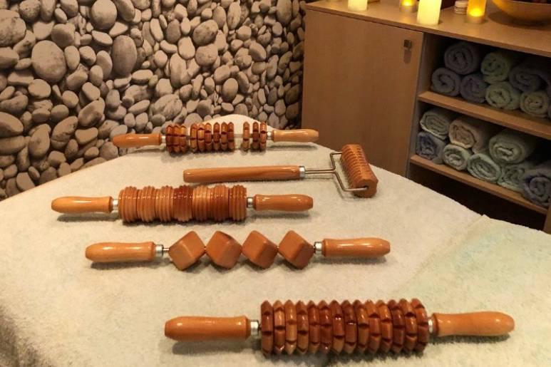 Maderoterapija oklagije masaza tretman