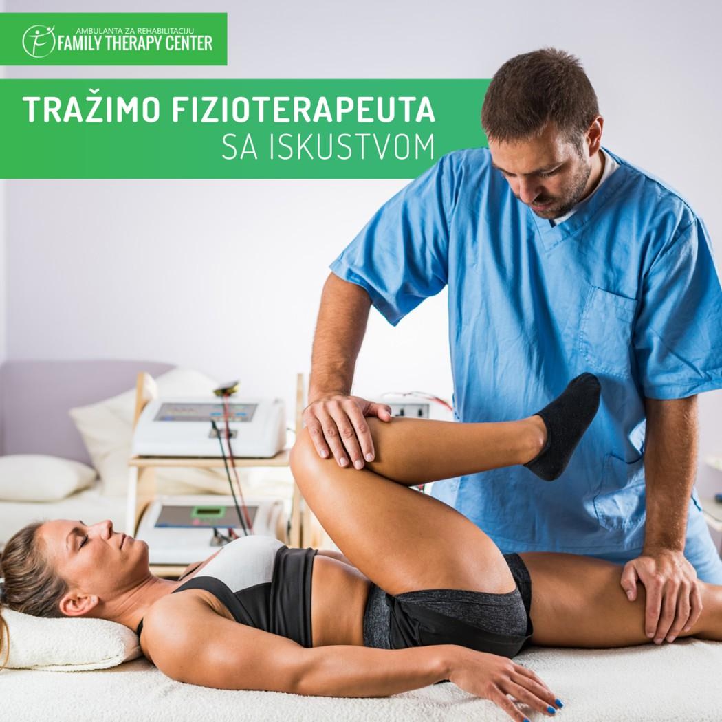 family therapy center posao fizioterapeut m